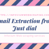 Email Extraction