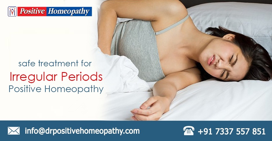 Homeopathy Clinics for Irregular Menses