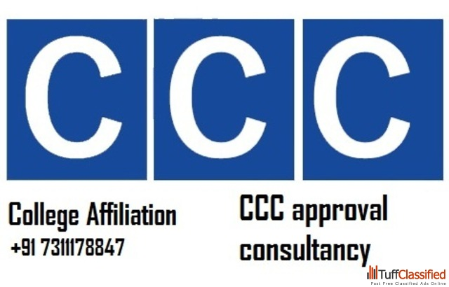 CCC Courses Consultancy College Affiliation | free Classified | Free Advertising | free classified ads