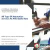 certificate attestation