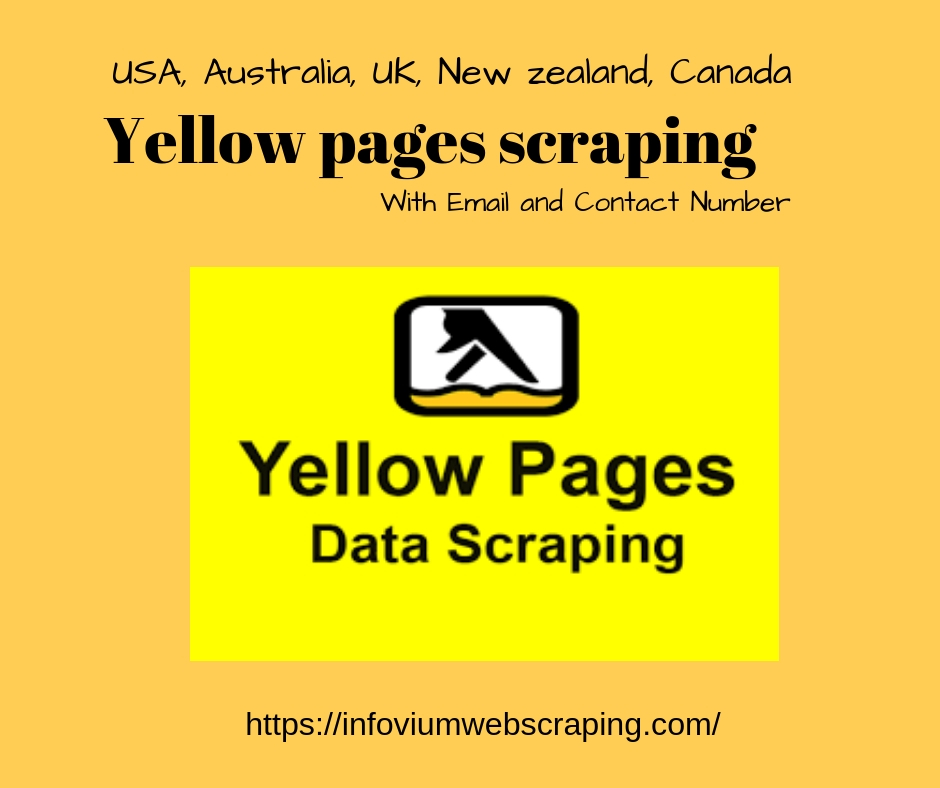 USA yellow pages scraping | USA yellow pages scraper
