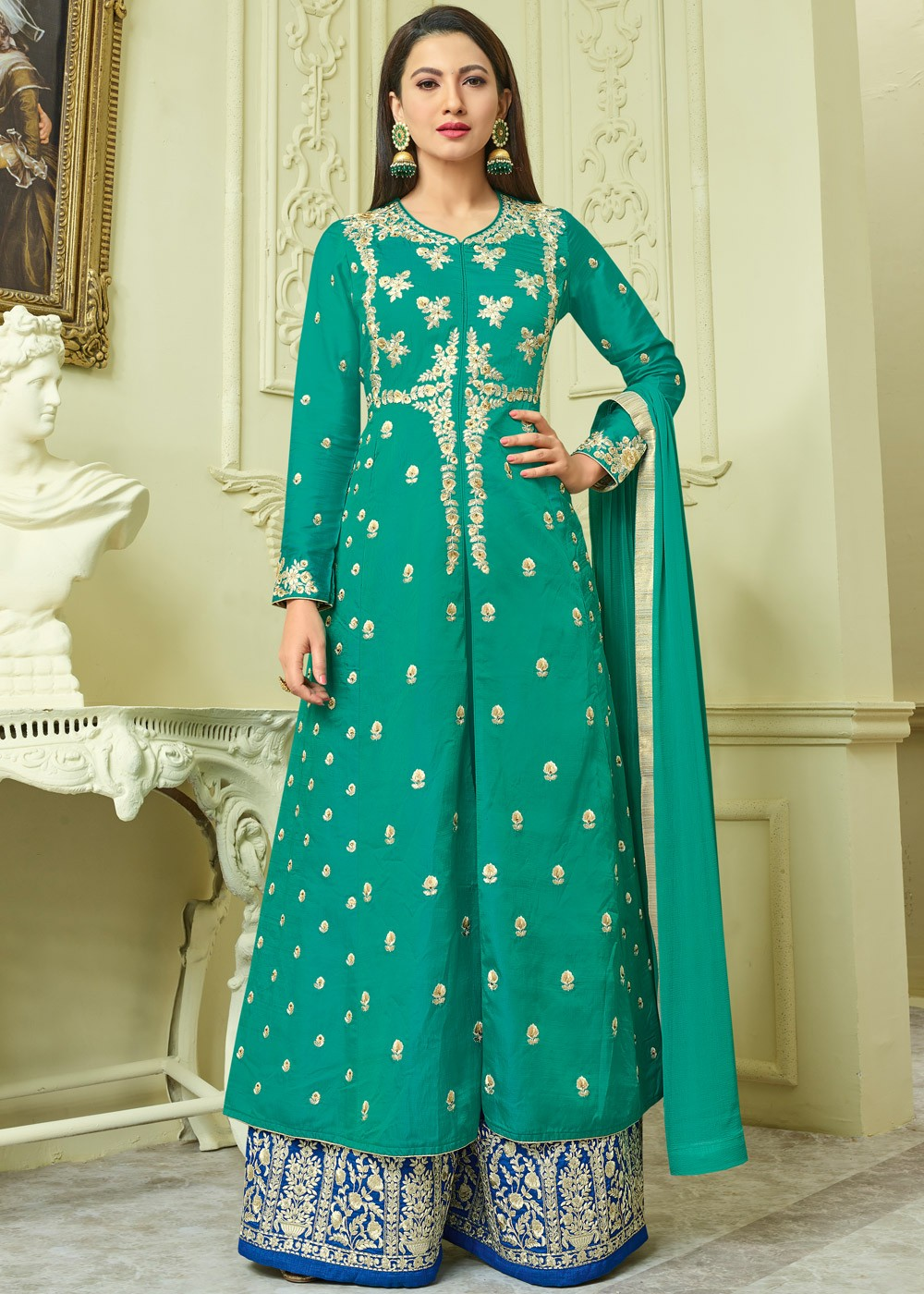 Palazzo suits for wedding – Where Comfort Meets Style | free Classified | Free Advertising | free classified ads