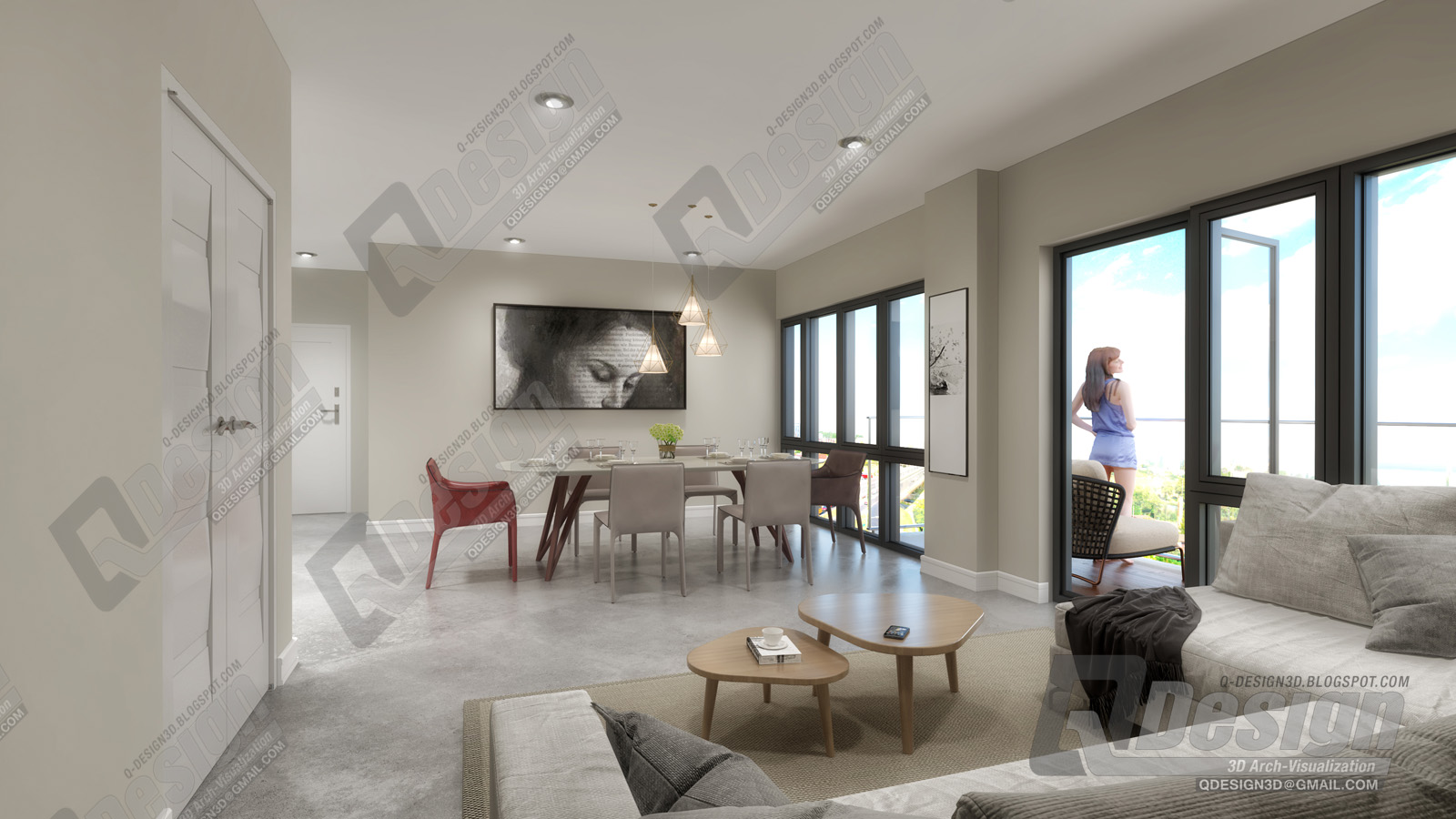 3D Architectural Visualization Rendering   free Classified   Free Advertising   free classified ads