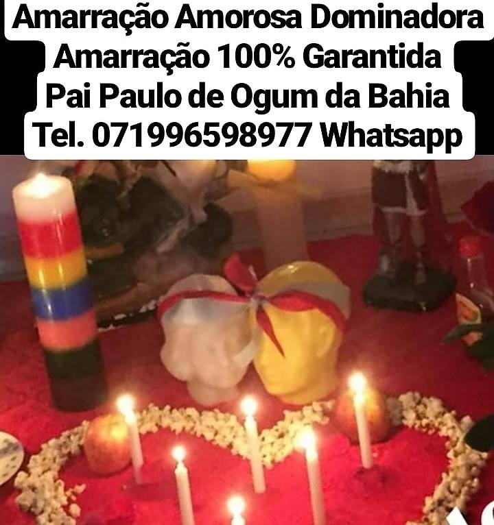 Amarração amorosa infalível e garantida Whatsapp 071996598977 | free Classified | Free Advertising | free classified ads