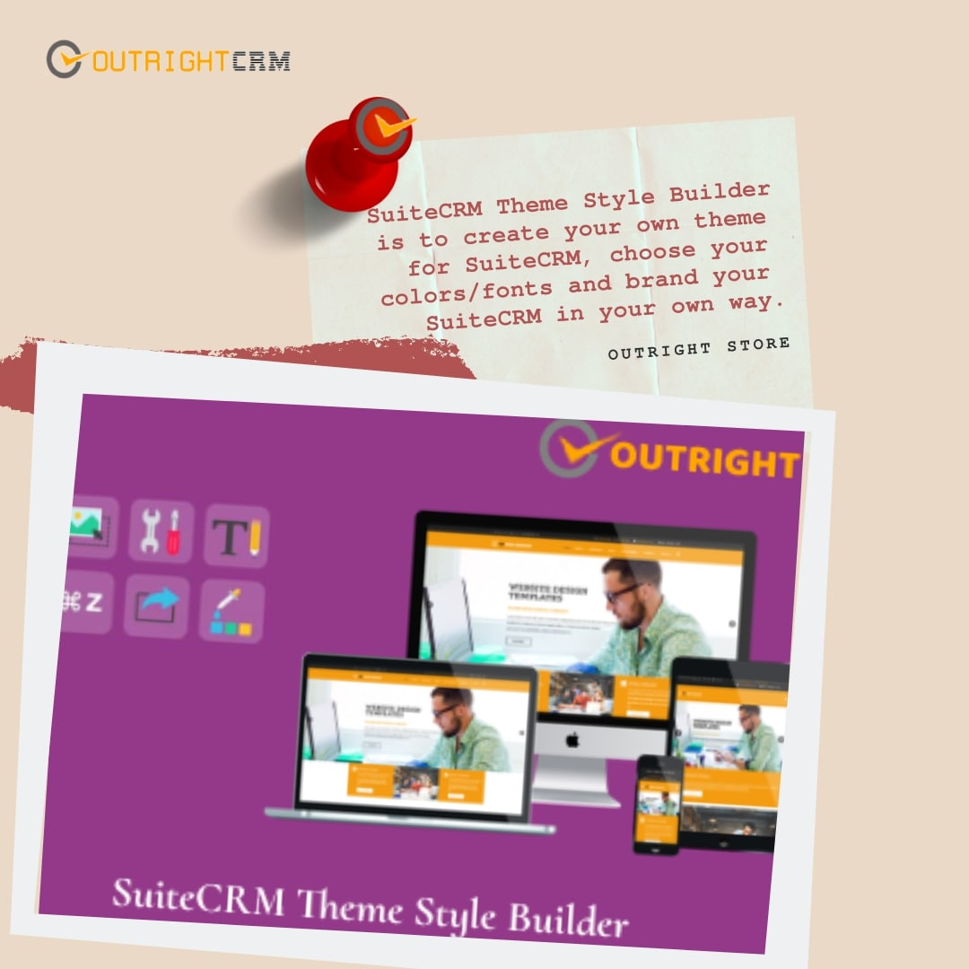 SuiteCRM Style Theme Builder : To Build your own SuiteCRM Theme/Style | free Classified | Free Advertising | free classified ads