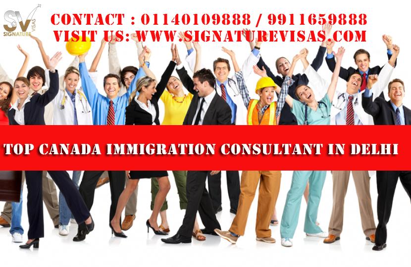 Top canada immigration consultant in Delhi