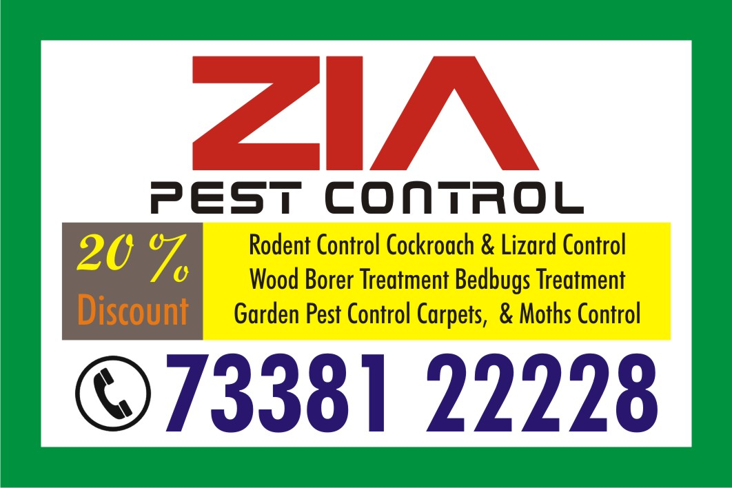 Zia Pest Control Service Treatment Cockroach | Bed Bugs Treatment | 73381 22228 | | free Classified | Free Advertising | free classified ads