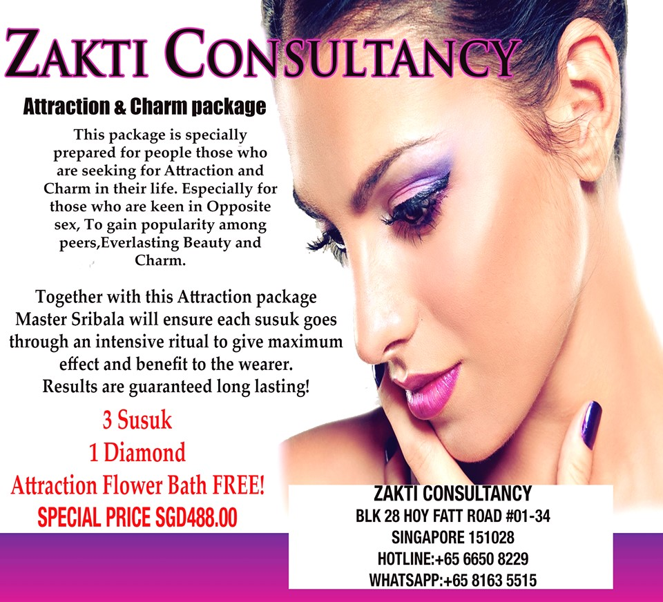 ATTRACTION & CHARM PACKAGE | free Classified | Free Advertising | free classified ads