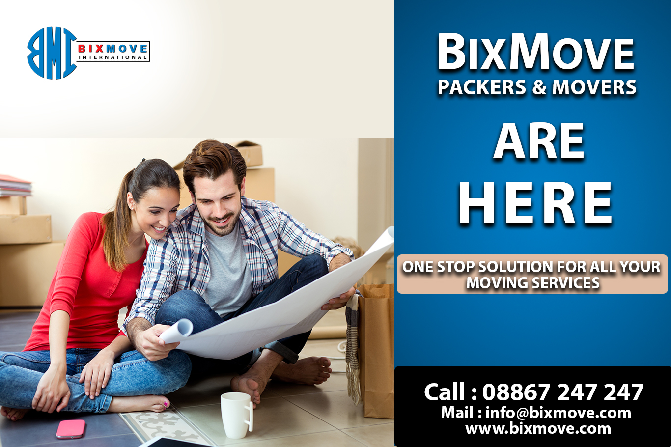 Best and Reliable Packers and Movers