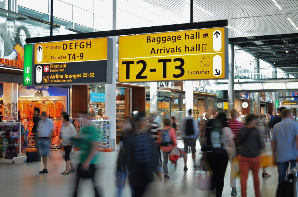 Transfer from zurich airport