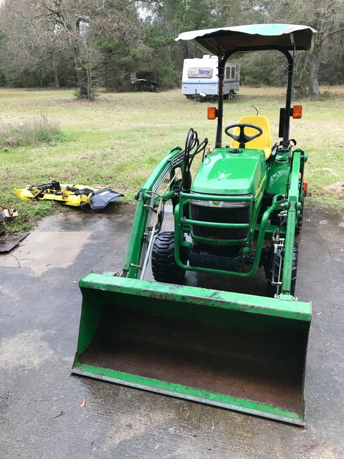 2006 John Deere 2305 tractor | free Classified | Free Advertising | free classified ads