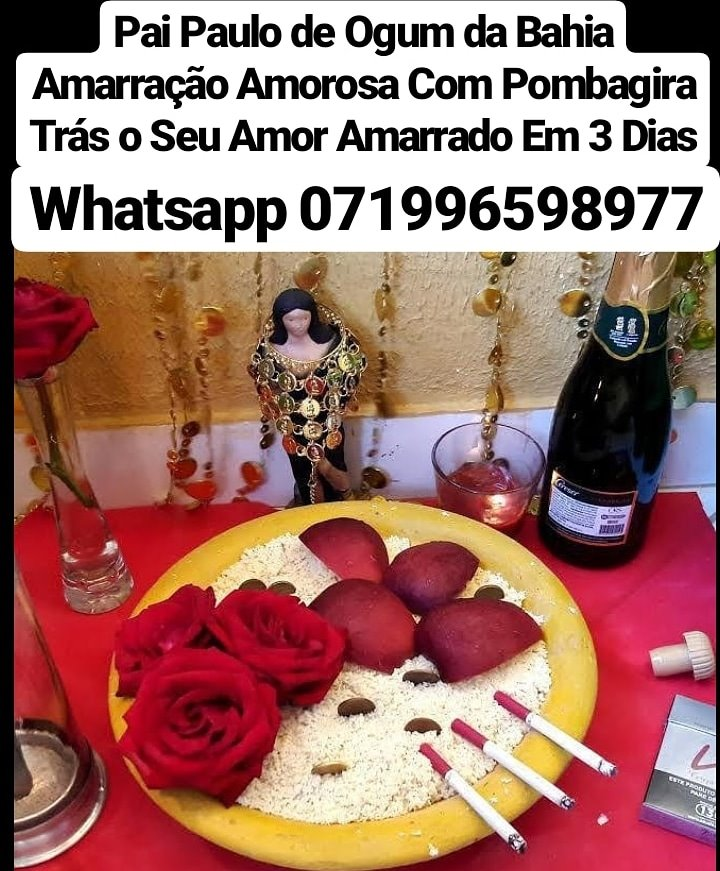 Amarração amorosa Bahia consultas online | free Classified | Free Advertising | free classified ads