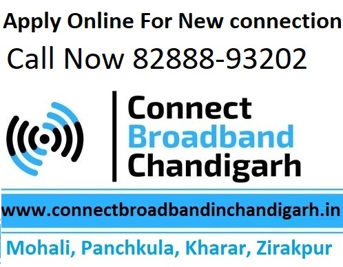 Connect broadband FTTH fiber plans Chandigarh Mohali | free Classified | Free Advertising | free classified ads