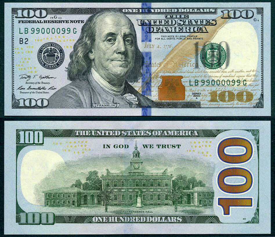 Authentic 100 United States Dollars Real Banknote For Sale. | free Classified | Free Advertising | free classified ads