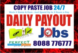 Make money online | 1075 | Work Daily Earn Daily | Jobs near me | free Classified | Free Advertising | free classified ads