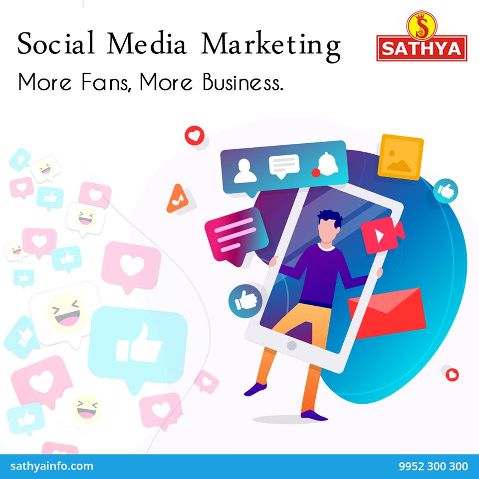 Social Media Marketing Company in India – SATHYA Technosoft | free Classified | Free Advertising | free classified ads