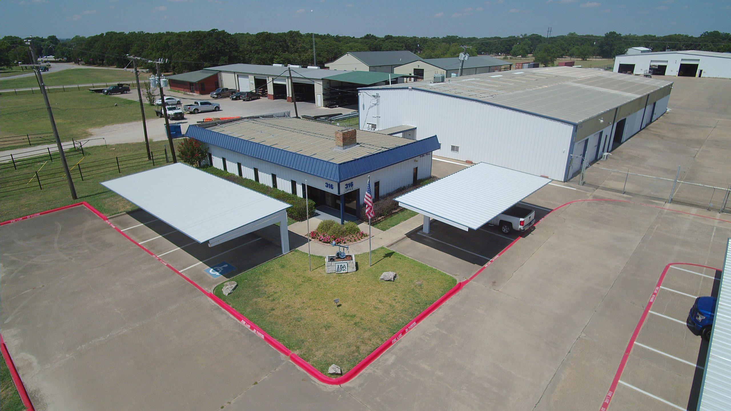 buy industrial property in Dallas