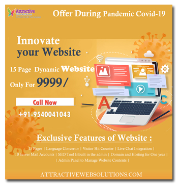 Ecommerce website development Company Attractive Web Solutions   free Classified   Free Advertising   free classified ads