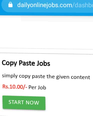 Copy paste job | free Classified | Free Advertising | free classified ads