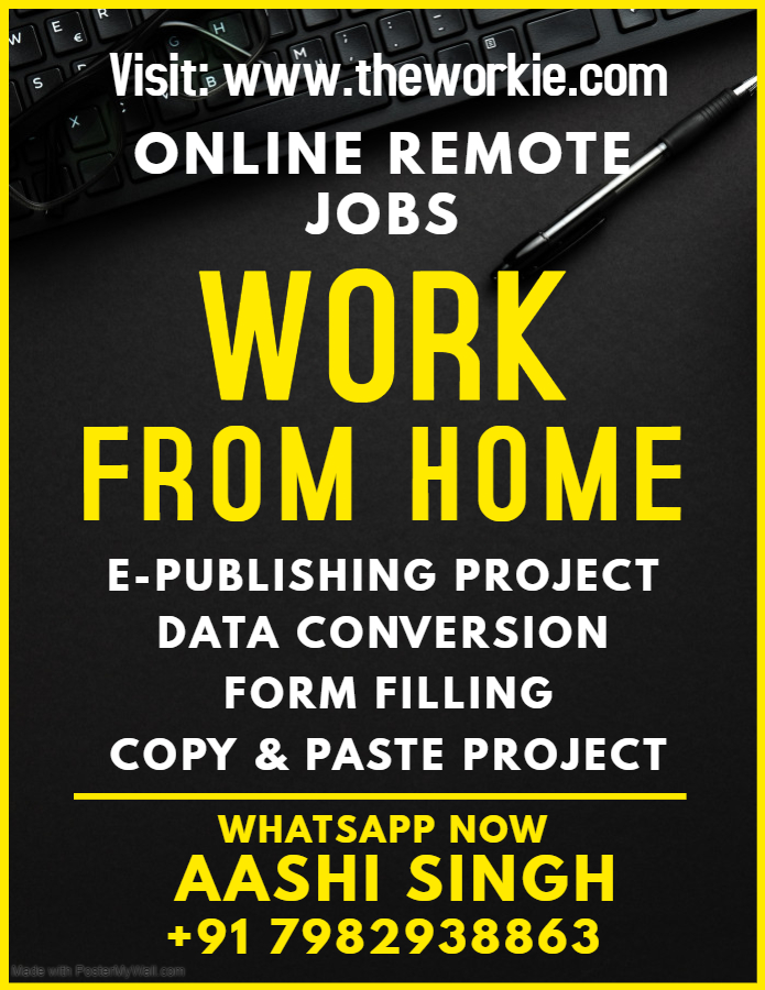 Typing/Ad-Posting/Form Filling Jobs | free Classified | Free Advertising | free classified ads